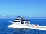 タケダイブのボート