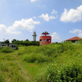 にんじん展望台と公園