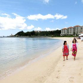 ブセナリゾートとビーチ
